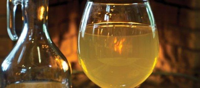 Пошаговый Очень простой Рецепт Вина из яблок без дрожжей, рецепт домашней кухни с фото