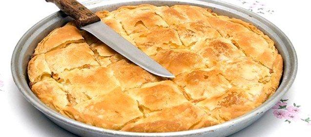 Рецепт греческого пирога с
