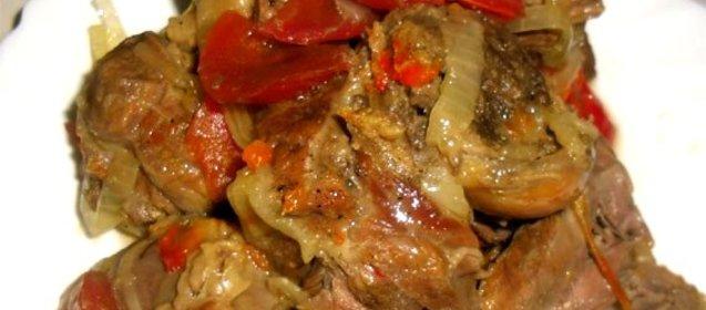 Хашлама из баранины пошаговый рецепт с фото