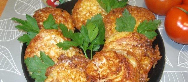 Помидоры в сырном кляре пошаговый рецепт