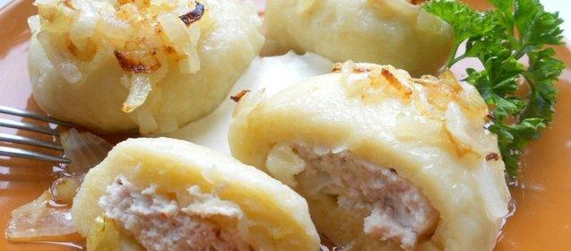 Галушки картофельные рецепт с пошаговым фото