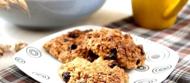 Исчезающее овсяное печенье  кулинарный рецепт