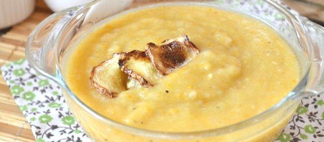 Супы с кабачком рецепты простые и вкусные