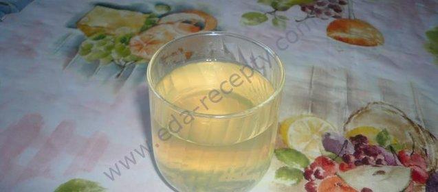 Компот из лимонов рецепт с фото