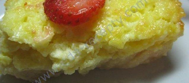 Очень вкусная творожная запеканка рецепт пошагово в духовке