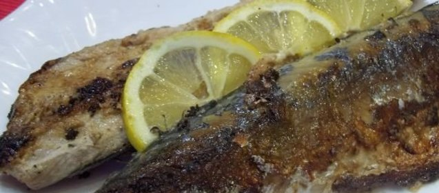 Рецепт рыбы на костре пошагово