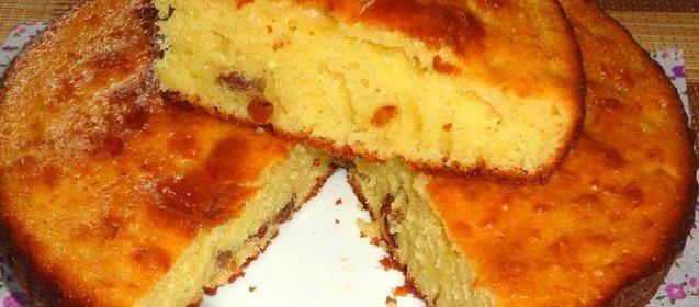 Кекс с творогом рецепты пошагово