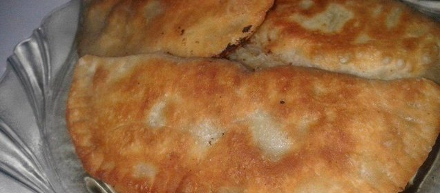Тесто на чебуреки без водки рецепт с пошагово