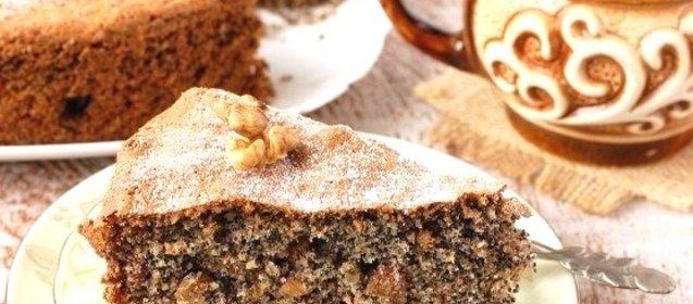 Пирог мазурка рецепт с фото пошагово